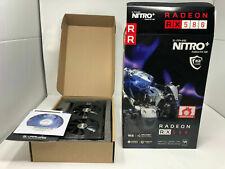 Sapphire NITRO+ Radeon RX 580 8GB Graphics Card