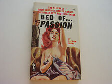 BED OF... PASSION  1966   PATRICK CAVAL  SEXY LARGE NIPPLES EXPOSED