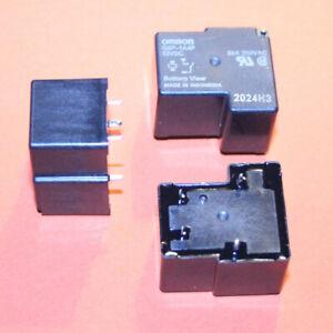 8 STK..G8P-1A4P 12VDC OMRON  30A /250VAC POWER RELAIS  8pcs