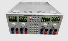 Hameg HM7044 Quadruple High Performance Programmable Power Supply 0-32VDC Used