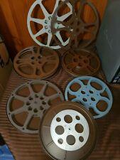 Vintage Goldberg Film Reels