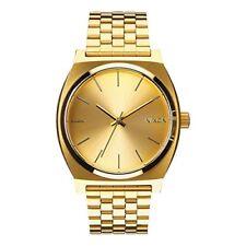 Nixon Time Teller 37mm All Gold Orologio Unisex