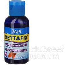 BettaFix 1.7oz Natural Remedy to Fix Betta Fish Fins/Tail/Fungus Medication API