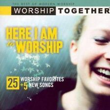 Here I Am to Worship (2CD) - Various Artists (CD, 2004, 2 Discs, Worship)
