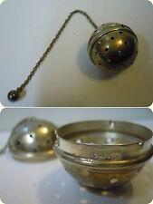 Filtro per the e infusi in argento 925