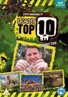 Steve Backshall's Deadly Top 10: Series 2 DVD (2013) Wendy Darke cert PG
