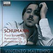 Robert Schumann - Schumann: Piano Sonata; Romanzen; Humoreske (2014)