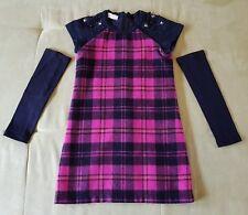 Vestito in lana con applicazioni e guanti by PARROT, TG.6 anni