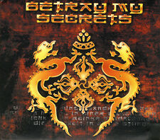 "BETRAY MY SECRETS ""s/t"" Sealed Digipak CD Ethnic Doom Death Metal lake of tears"
