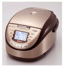 Overseas TIGER surface 5coat pot kettle IH rice cooker JKL-T10W 5.5Cups AC220V
