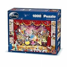 King Puzzles Disney Theatre 1000 Piece Jigsaw Puzzle 5113