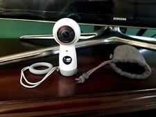 SAMSUNG GEAR 360 Virtual Reality 4K SM-R210 Camera Security Dash Cam S9 Plus PRO
