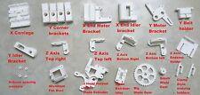 Reprap Prusa Mendel i3 Rework 3D Printer ABS Plastic Printed Parts Kit DIY C178