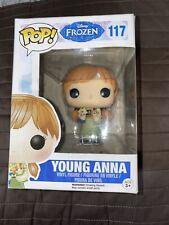 Funko Pop! Movies: Frozen - Young Anna POP Vinyl Figure #117