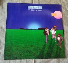 LP Bad Boys Blue My Blue World, 1st GERMANY