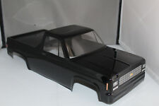 NEW 1979 CHEVY C/K PICKUP BODY FOR E-REVO / AXIAL SCX10 CRAWLER- GLOSS BLACK