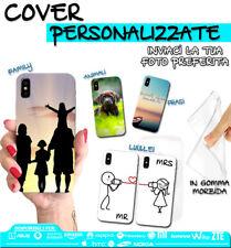 """COVER FOTO PERSONALIZZATA + CUSTODIA SUBACQUEA UNIVERSALE MAX 5.2"""" PER NOKIA"""