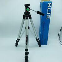 SLIK 800G Lightweight/Compact Camera Tripod 611-800