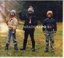 WOLF PARADE - EXPO 86 CD 2010 DIGIPAK SUB POP