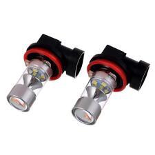 2pcs LED Luz de Niebla H8 H11 6500K 60W Bombilla de Conducción para Coche