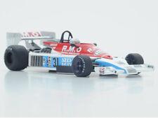Spark Model 1:43 S4839 Martini MK23 F.1 #31 Dutch GP 1978 René Arnoux NEW