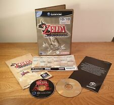 Zelda-The Wind Waker Edición Limitada Gamecube (PAL) Código unrevealed