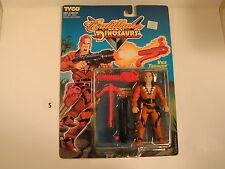 #5 1993 Cadillacs and Dinosaurs - Vice Terhune Evil Poacher Action Figure - MOC