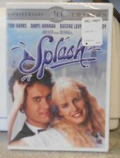 Splash (DVD 2004 20th Anniversary Edition) RARE TOM HANKS 1984 COMEDY BRAND NEW