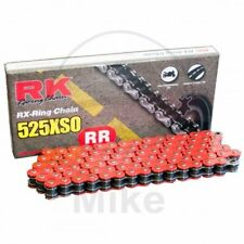 RK STANDARD ROSSA 420SB//126 CATENA APERTA CON CLIP CHIUSURA