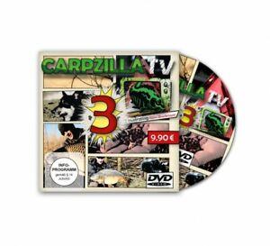 Carpzilla TV DVD Version 3 -Karpfenangeln mit Mark Dörner und Björn Brockmann