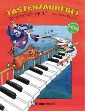 Tastenzauberei Band 3 mit CD Klavierschule