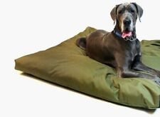 Waterproof Dog Bed Heavy Duty Cover Hardwearing Puppy Pet Cushion Mattress Tough