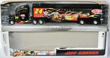 2010 HM NASCAR HAULER TEAM TRANSPORTER * DUPONT * Jeff Gordon - 1:64