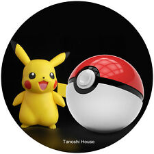 [Ready Stock]CATCH 'EM ALL POKECHARGER Power Bank Poke Ball Pokemon Go 12000mAh