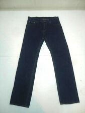 HUGO BOSS Oregon Jeans Hose Blau W34 L34 Wie NEU   #12-9