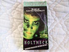 BOLTNECK VHS SCREENER/TRAILER COMEDY SCI-FI HORROR HALLOWEEN MATTHEW LAWRENCE