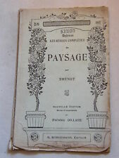 Las Reglas Completas de la Paisaje por Thénot
