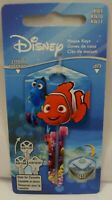 NEW DISNEY FINDING NEMO DORY REVERSIBLE BLANK HOUSE KEY FREE NEXT DAY SHIPPING!!