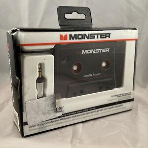 "Monster MBL 800 CAS-ADPT V2 WW High Performance 800 Cassette Adapter to 1/8"""