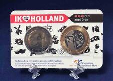 Nederland Coincard HCF 2016 BU