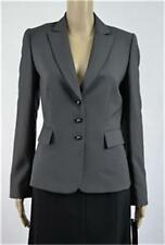 NEW TAHARI Grey White 1Pc Three Buttons Suit Jacket Only, Lined Sz 4 $280