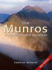 The Munros: Scotland's Highest Mountains: 2014 by Cameron McNeish (Hardback,...