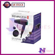 Remington,D1500 2000W CompactTravel Hair Dryer withDiffuser & Folding Handle/201