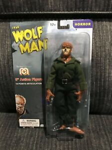 Horror - Mego 8-Inch Retro - Universal Monsters Wolfman - Action Figure