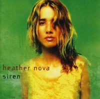 Heather Nova : Siren Rock 1 Disc CD   Like New
