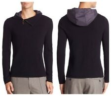 EFM ENGINEERED FOR MOTION WARWICK HOODDED ZIP SWEATER  PULLOVER  Sz S NWT  $ 525