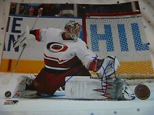 Cam Ward Carolina Hurricans Signed/Auto 8x10 Photo  COA