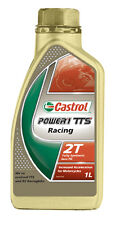 Castrol TTS 2T synthetic two-stroke racing engine oil  motorcycle 1-litre