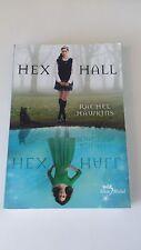 Hex Hall - tome 1 - Rachel Hawkins - Albin Michel Wiz