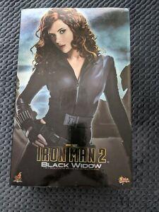 Black Widow Hot Toys Iron Man 2